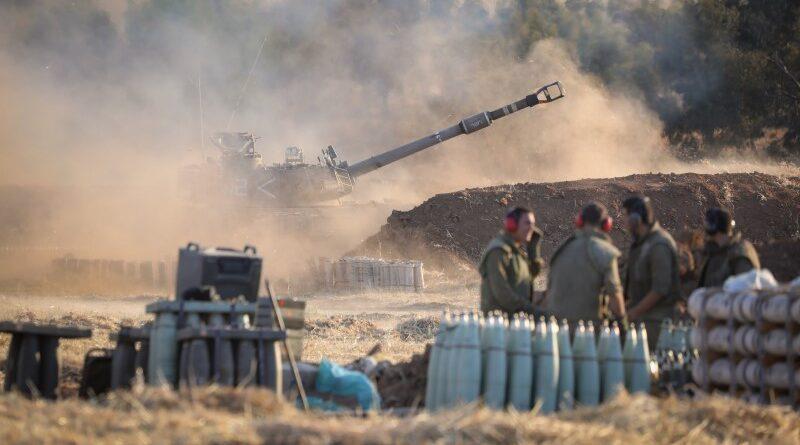 Ataque de Israel à rede de túneis
