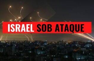 Israel sob ataque