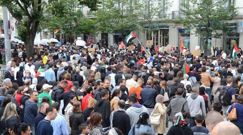 Fundos legais para manifestações antijudaicas