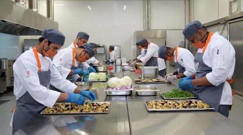 Primeira cozinha kasher nos Emirados