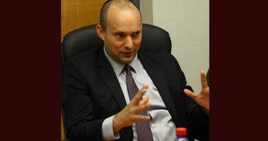 Bennett recua do governo de unidade