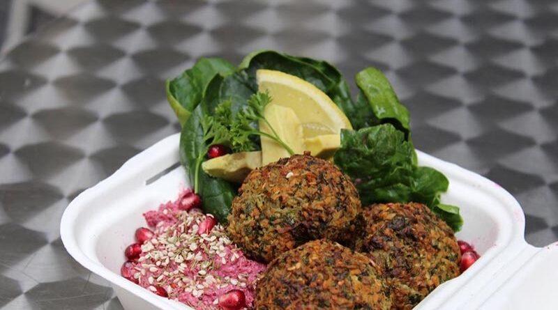 Restaurante vegano kasher em Londres
