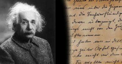 carta de Einstein sobre de Hitler