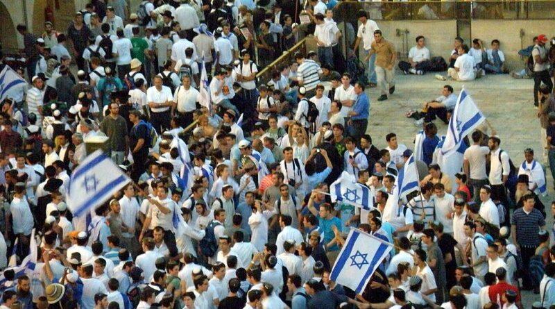 segurança alerta sobre Dia de Jerusalém