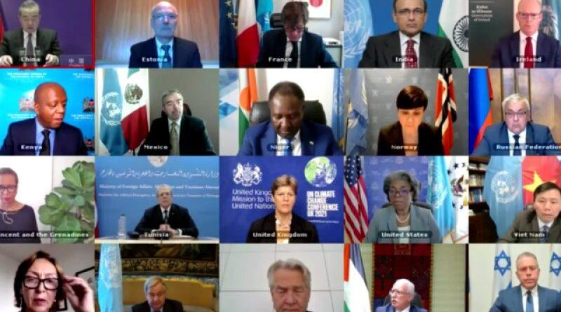EUA bloqueia declaração da ONU