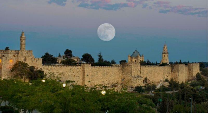 Israel celebra o dia de Jerusalém