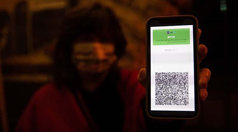 Passaporte verde será estendido