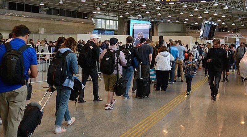 Israel proíbe viagens de sete países