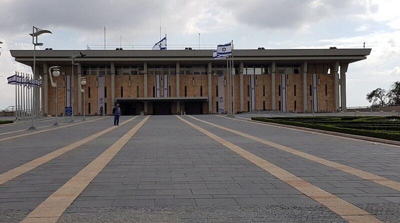 Lapid substituir presidente da Knesset