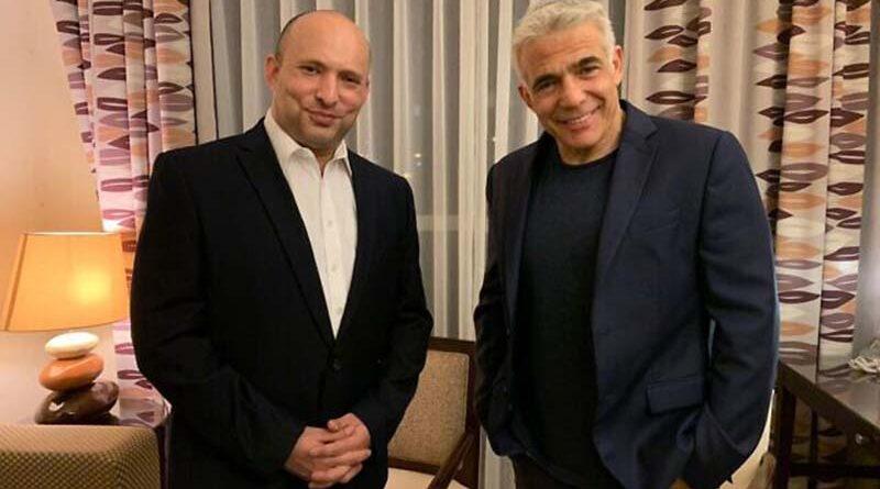 Coalizão israelense e o jogo das cadeiras