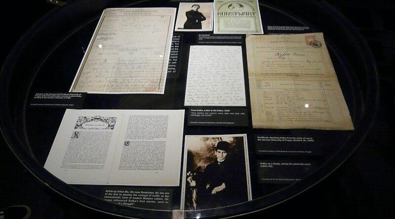 Cartas e desenhos não publicados de Kafka