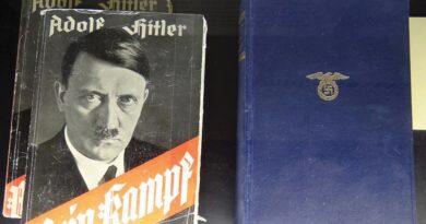 edição francesa de Mein Kampf