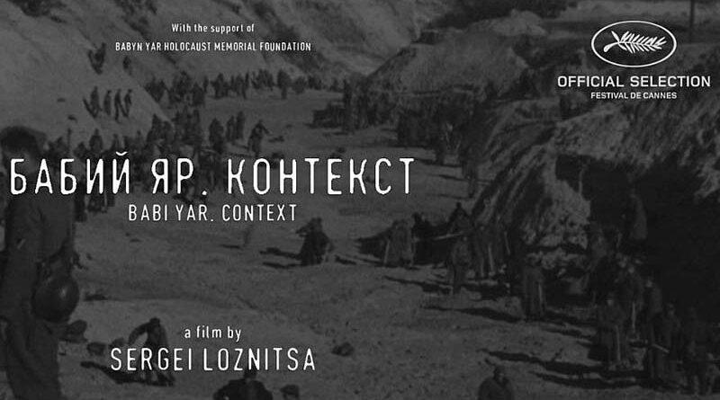 Documentário sobre Babi Yar