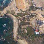 Israel parque nacional subaquático