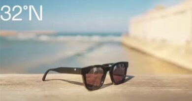 alta tecnologia para óculos de leitura