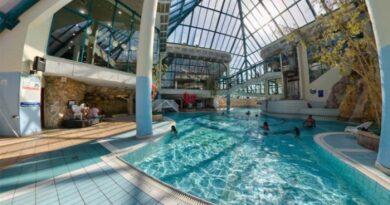 resort com parque aquático de Israel