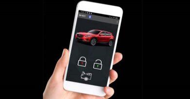 tecnologia para chaves de carros