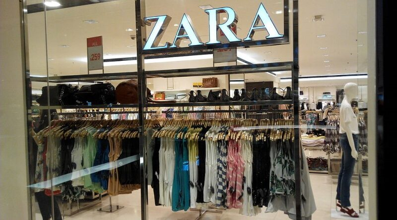 Zara condena comentários antipalestinos