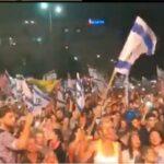 Tel Aviv comemora e Jerusalém chora