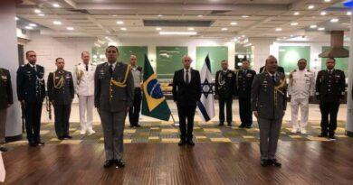novo adido militar do Brasil