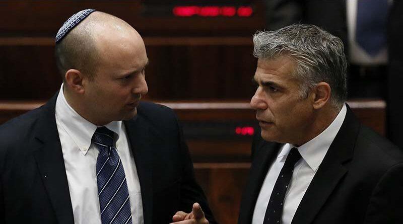 Novo governo de Israel será empossado hoje