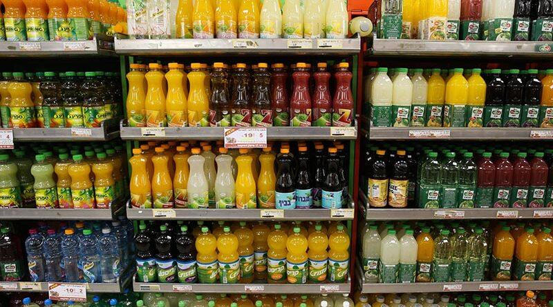 aumento dos impostos de bebidas doces