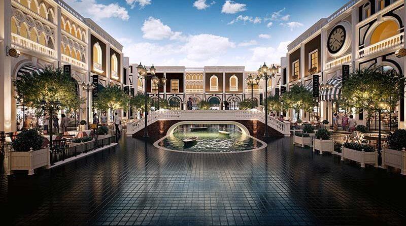Shopping sofisticado será inaugurado em breve