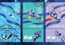 Israel lança selos Olimpíadas