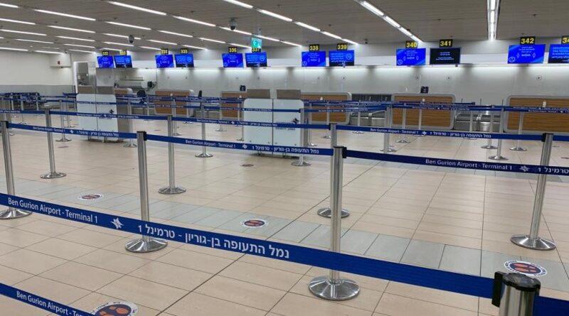 Aumento de casos ameaça aeroporto