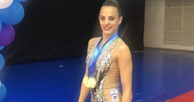 terceiro ouro olímpico de Israel