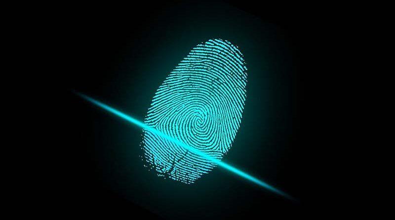 coleta de biometria de estrangeiro