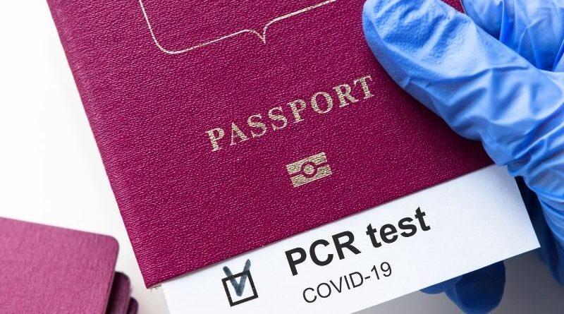 Passageiros recuperados sem PCR