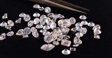 Indústria de diamantes continua a crescer