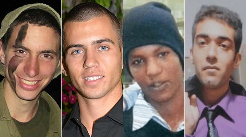 Hamas apresenta plano para prisioneiros