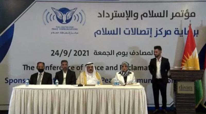 iraquianos pedem normalização com Israel