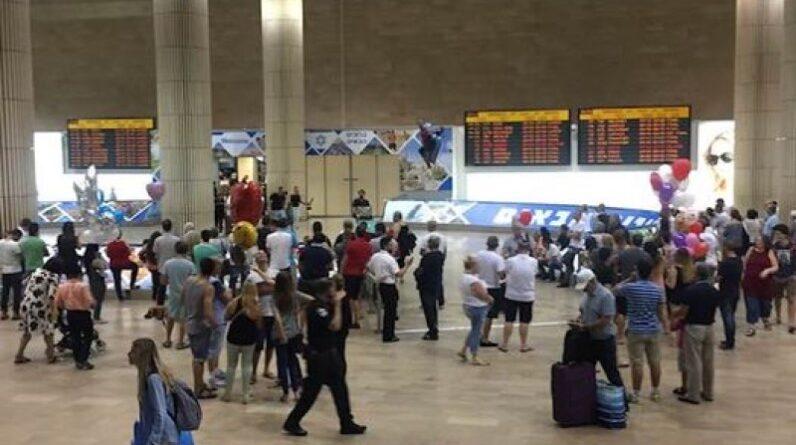 Drama das vacinas para turistas em Israel
