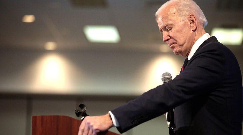 Os desastres da política de Biden