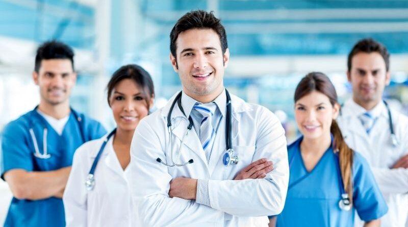 Aliá acelerada para médicos e enfermeiros