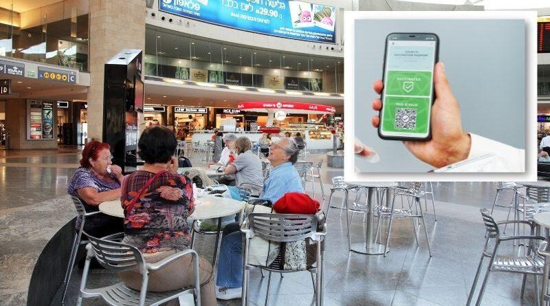 Leitura do QR do Passaporte Verde