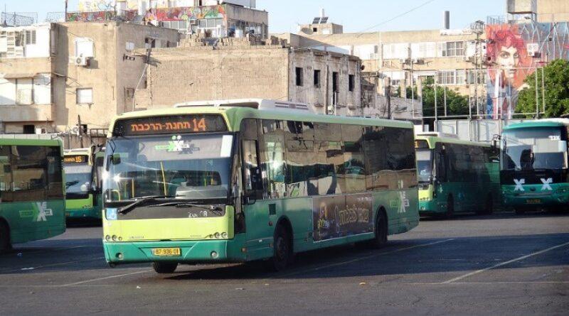 Motoristas de ônibus fazem greve