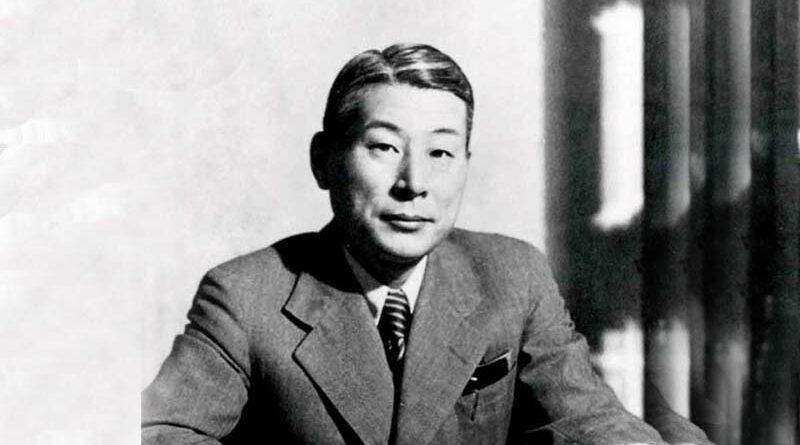 Jerusalém praça a cônsul japonês