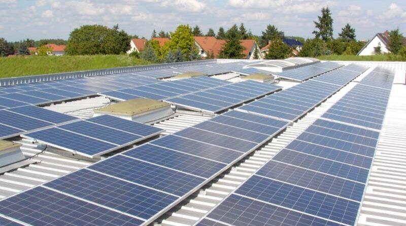maior campo solar dos EUA