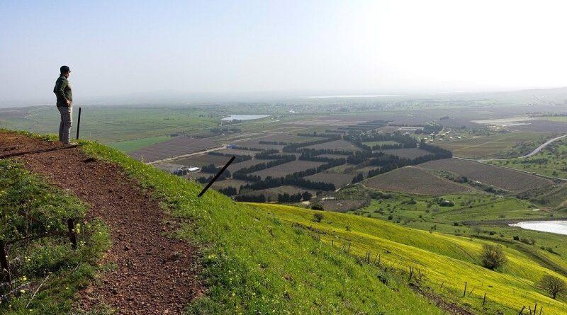 duas novas cidades no Golan