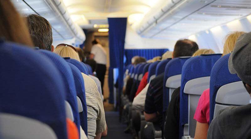 informações sobre passageiros compartilhadas