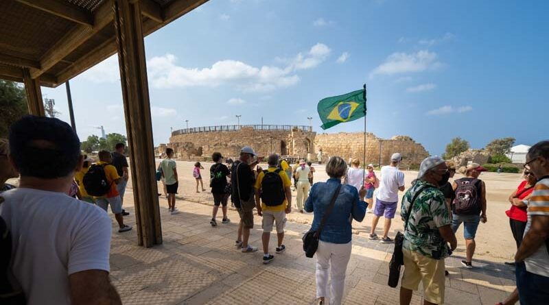 Israel vai permitir turistas